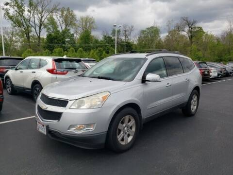 2009 Chevrolet Traverse for sale at White's Honda Toyota of Lima in Lima OH