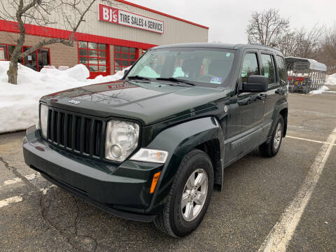 2010 Jeep Liberty for sale at Charles and Son Auto Sales in Totowa NJ