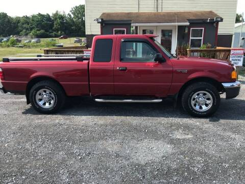 2004 Ford Ranger for sale at PENWAY AUTOMOTIVE in Chambersburg PA