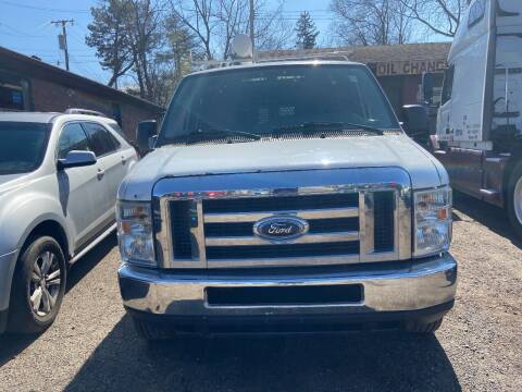 2009 Ford E-Series Cargo for sale at Automotive Center in Detroit MI