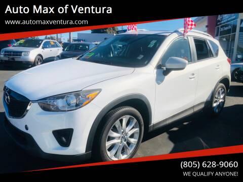 2014 Mazda CX-5 for sale at Auto Max of Ventura in Ventura CA