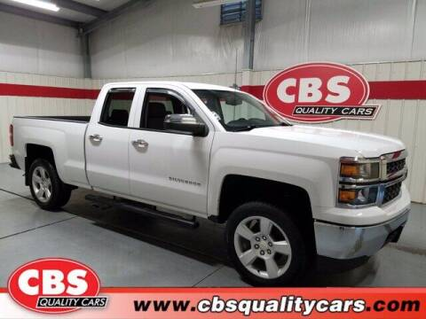 2015 Chevrolet Silverado 1500 for sale at CBS Quality Cars in Durham NC