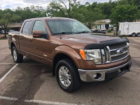 2011 Ford F-150 for sale at Borderline Auto Sales in Loveland OH