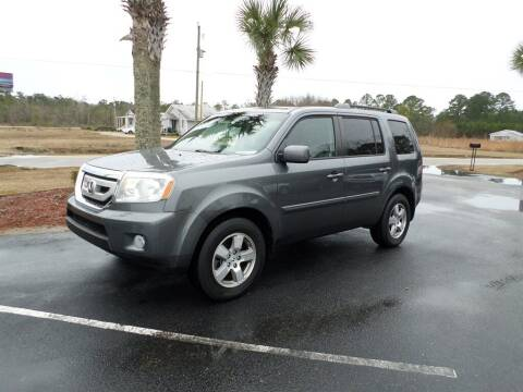 2011 Honda Pilot for sale at First Choice Auto Inc in Little River SC