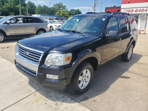2010 Ford Explorer for sale at Quallys Auto Sales in Olathe KS