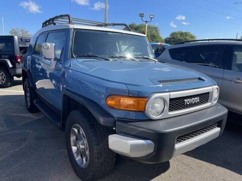 2011 Toyota FJ Cruiser for sale at SOUTHFIELD QUALITY CARS in Detroit MI