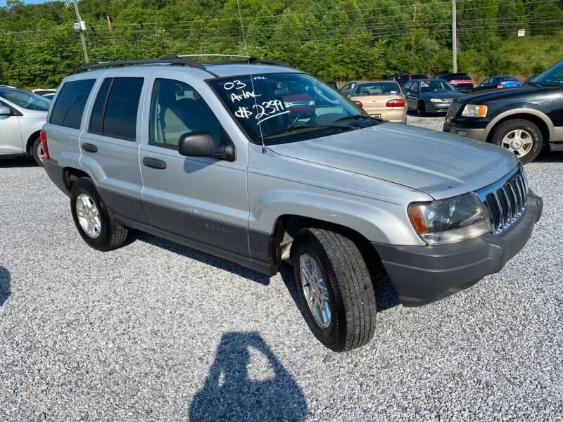 2003 Jeep Grand Cherokee Laredo 4dr SUV - Cloverdale VA