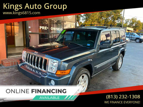 2007 Jeep Commander for sale at Kings Auto Group in Tampa FL