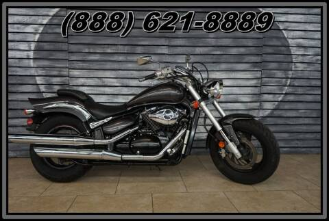 2006 Suzuki Boulevard  for sale at Motomaxcycles.com in Mesa AZ