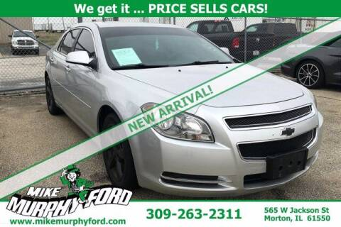 2012 Chevrolet Malibu for sale at Mike Murphy Ford in Morton IL