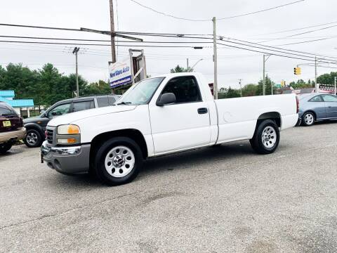 2007 GMC Sierra 1500 Classic for sale at New Wave Auto of Vineland in Vineland NJ