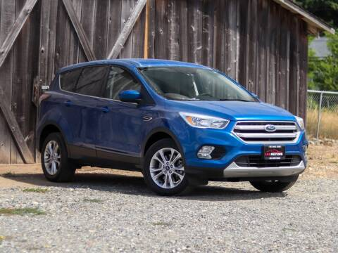2017 Ford Escape for sale at LKL Motors in Puyallup WA