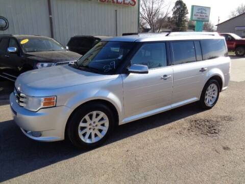 2010 Ford Flex for sale at De Anda Auto Sales in Storm Lake IA