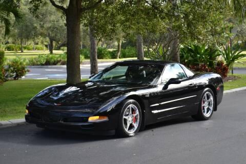 2001 Chevrolet Corvette for sale at GulfCoast Motorsports in Osprey FL