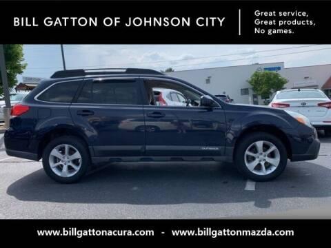 2014 Subaru Outback for sale at Bill Gatton Used Cars - BILL GATTON ACURA MAZDA in Johnson City TN