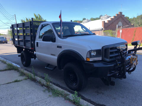 2004 Ford F-350 Super Duty for sale at Deleon Mich Auto Sales in Yonkers NY