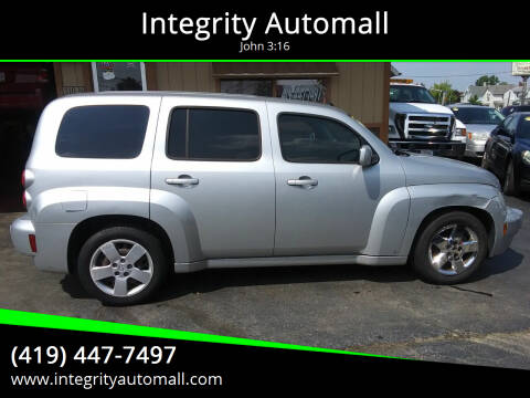 2009 Chevrolet HHR for sale at Integrity Automall in Tiffin OH