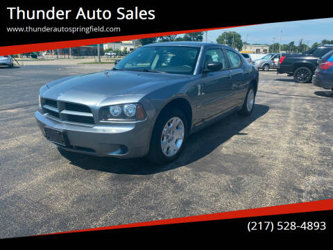 2007 Dodge Charger for sale at Thunder Auto Sales in Springfield IL