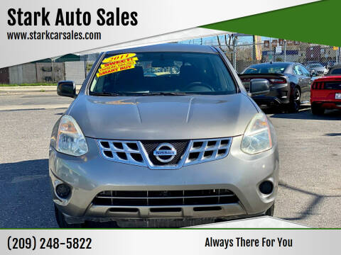 2011 Nissan Rogue for sale at Stark Auto Sales in Modesto CA