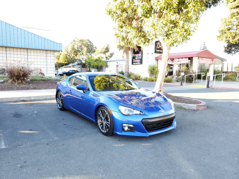 2016 Subaru BRZ for sale at Imports Auto Sales & Service in Alameda CA