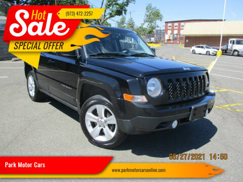 2012 Jeep Patriot for sale at Park Motor Cars in Passaic NJ