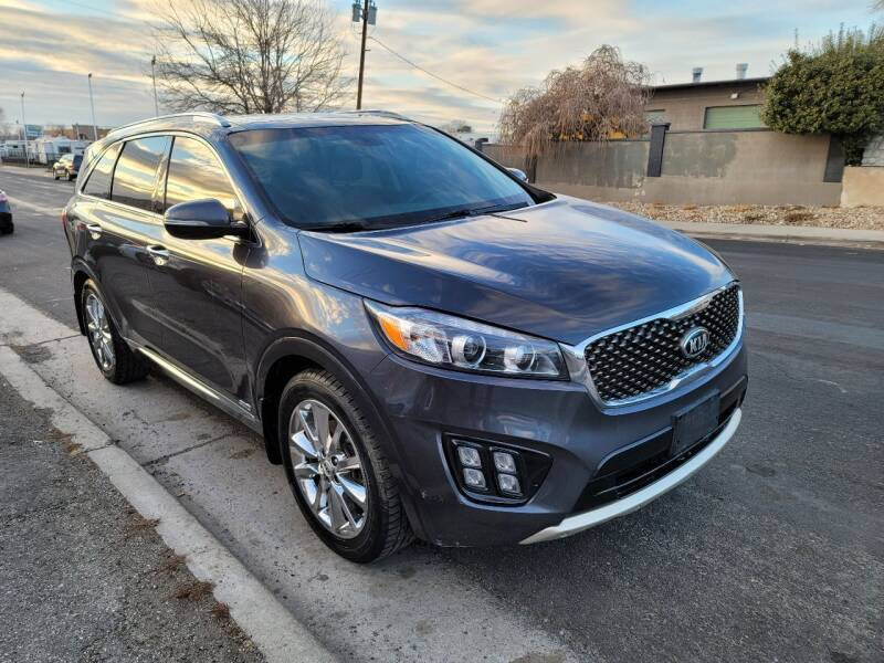 2016 Kia Sorento for sale at High Line Auto Sales in Salt Lake City UT
