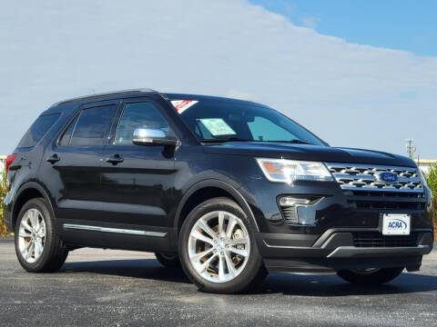 2019 Ford Explorer for sale at BuyRight Auto in Greensburg IN