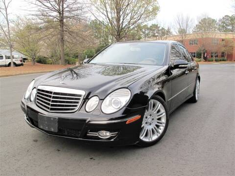 2008 Mercedes-Benz E-Class for sale at Top Rider Motorsports in Marietta GA