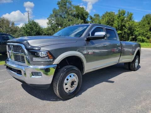 2011 RAM Ram Pickup 3500 for sale at Gator Truck Center of Ocala in Ocala FL