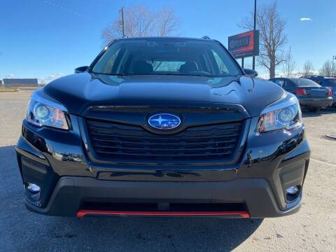 2020 Subaru Forester for sale at Rides Unlimited in Nampa ID