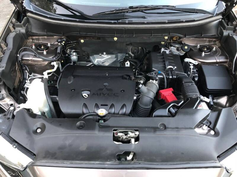 2017 Mitsubishi Outlander Sport ES 4dr Crossover CVT - Fallbrook CA