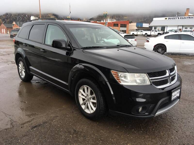 2016 Dodge Journey for sale at Northwest Auto Sales & Service Inc. in Meeker CO