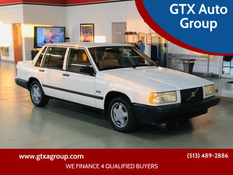 1991 Volvo 740 for sale at GTX Auto Group in West Chester OH