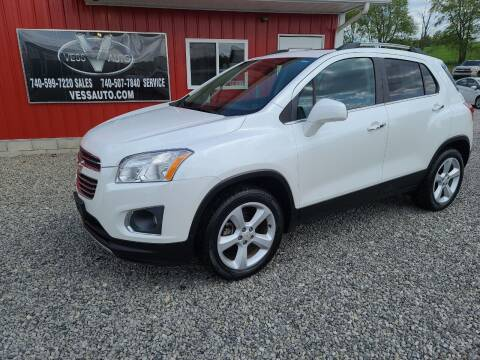 2016 Chevrolet Trax for sale at Vess Auto in Danville OH