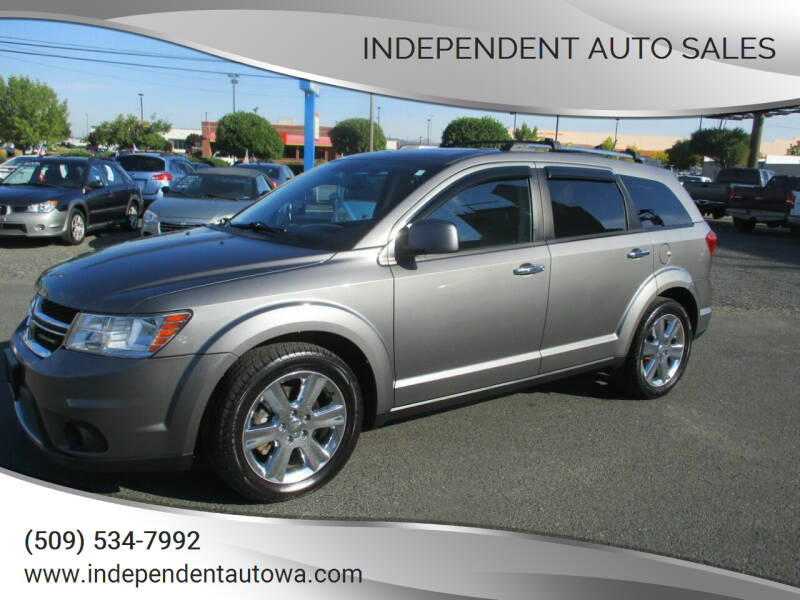 2012 Dodge Journey for sale at Independent Auto Sales in Spokane Valley WA