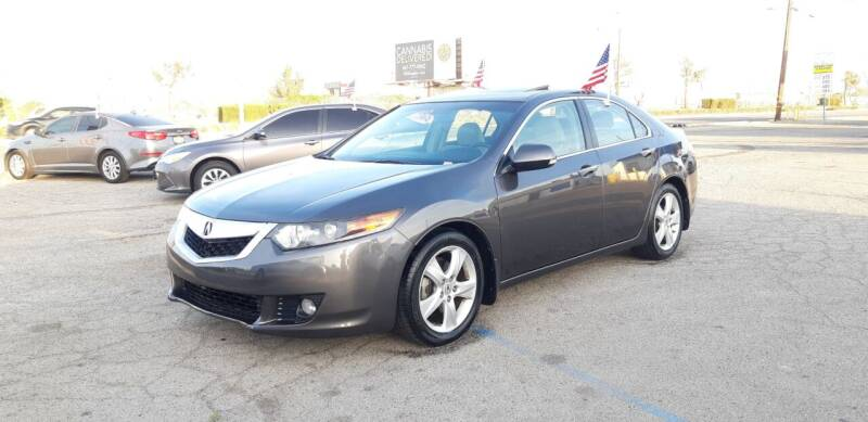 2010 Acura TSX for sale at Autosales Kingdom in Lancaster CA