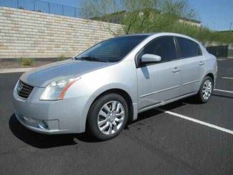 2008 Nissan Sentra for sale at Curry's Cars Powered by Autohouse - Auto House Tempe in Tempe AZ