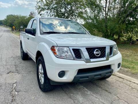 2016 Nissan Frontier for sale at Texas Auto Trade Center in San Antonio TX