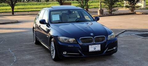 2011 BMW 3 Series for sale at America's Auto Financial in Houston TX