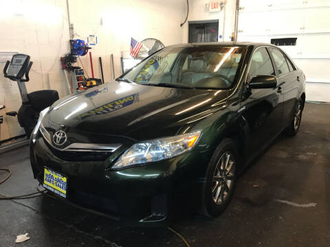 2011 Toyota Camry Hybrid for sale at Worldwide Auto Sales in Fall River MA