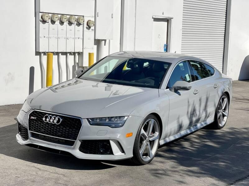 2016 Audi RS 7 for sale at Corsa Exotics Inc in Montebello CA