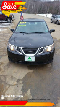 2008 Saab 9-3 for sale at Shamrock Auto Brokers, LLC in Belmont NH