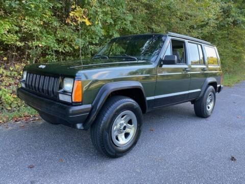 1996 Jeep Cherokee for sale at Lenoir Auto in Lenoir NC