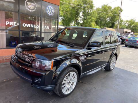 2013 Land Rover Range Rover Sport for sale at Kings Auto Group in Tampa FL
