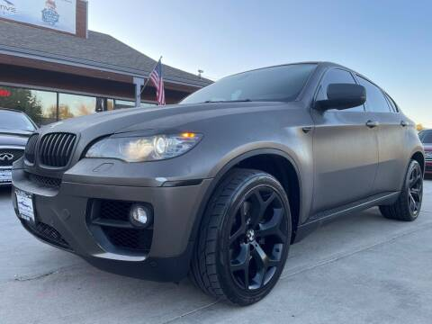 2013 BMW X6 for sale at Global Automotive Imports in Denver CO