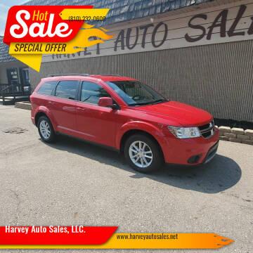 2013 Dodge Journey for sale at Harvey Auto Sales, LLC. in Flint MI