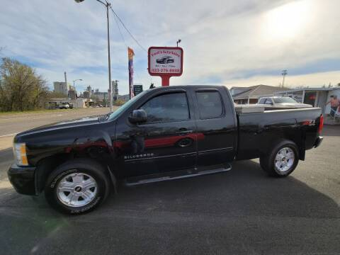 2011 Chevrolet Silverado 1500 for sale at Ford's Auto Sales in Kingsport TN