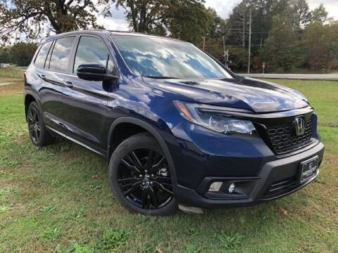 2019 Honda Passport for sale at Automotive Experts Sales in Statham GA