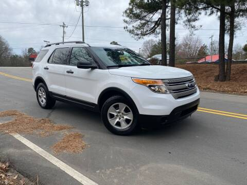 2014 Ford Explorer for sale at THE AUTO FINDERS in Durham NC
