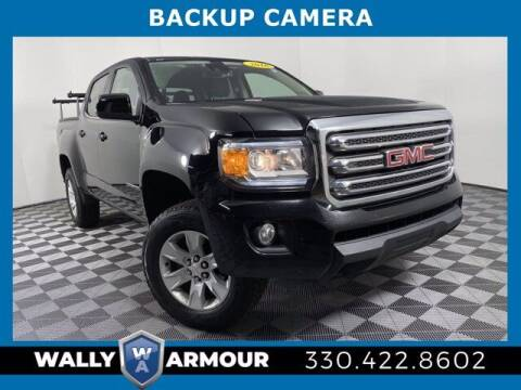 2016 GMC Canyon for sale at Wally Armour Chrysler Dodge Jeep Ram in Alliance OH